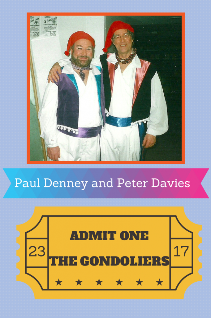 Paul Denney and Peter Davies