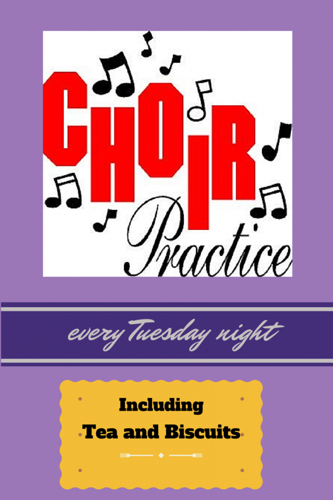Choir Practice Night