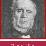Thomas Gee 200th Anniversary Celebrations
