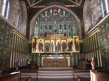 Choirs Unite at All Saints Church