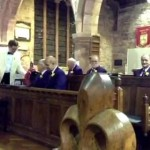 New Choir Members Sing at St Kentigern Concert