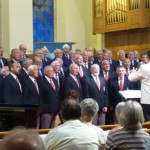 Joint Choirs Get Together