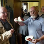 Strawberry Tea Choir Fundraiser Bears Fruit