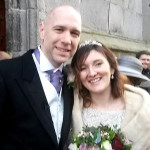 Wedding of John and Claire