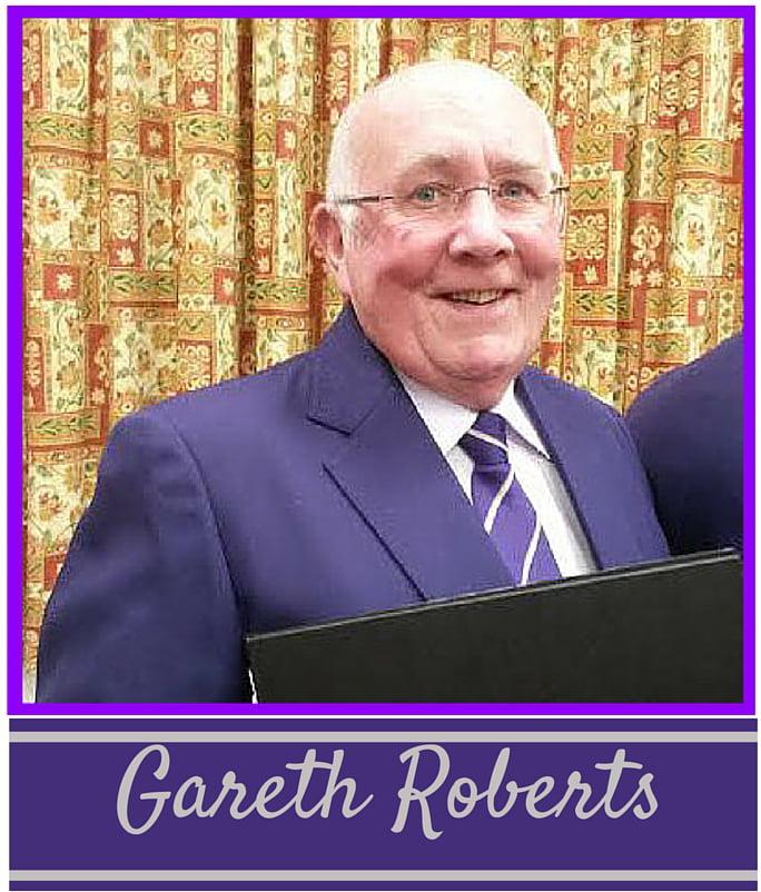 Founder Choir Member Gareth Roberts