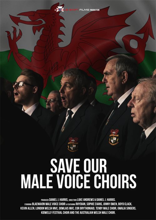Save Our Male Voice Choirs Film Poster