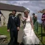 Leanne and Andrew's Happy Wedding Day