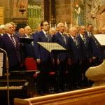 Wetley Rocks Male Voice Choir Welcome