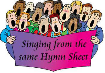 What the Blazers! | Denbigh Male Voice Choir