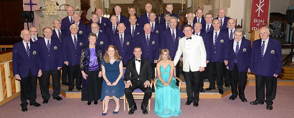Gala Concert 2015 at St Mary's Church Denbigh
