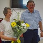 Joyce Davies Retires