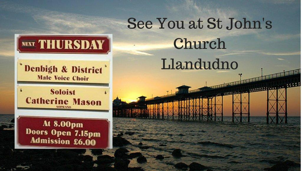 St John's Church Llandudno Concerts