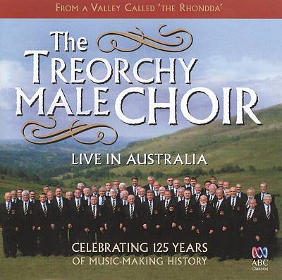 Oldest Male Voice Choir in Wales