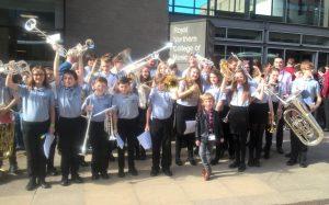 Denbighshire Youth Brass Band