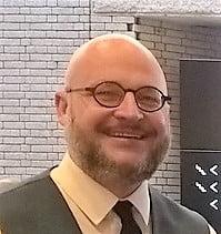 John Powell, Musical Director of Denbighshire Youth Brass Band