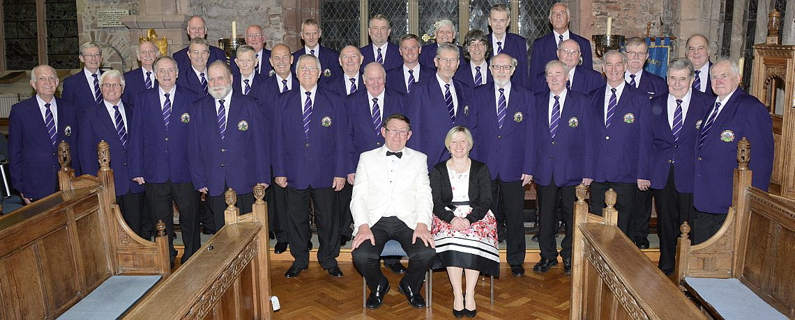 Welcome to Denbigh Male Choir