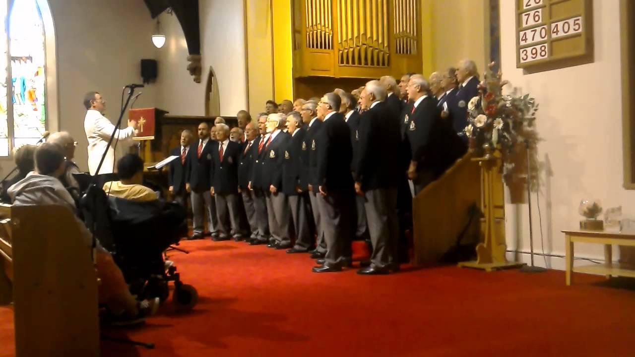 Joint concert at St.John's Church. Llandudno, 27th June 2015