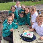 Henllan School Shows Class Acts