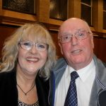 Cardiff concert with Caryl Parry Jones