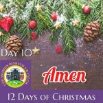 The Twelve Days of Christmas in Song – Day 10