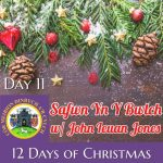 The Twelve Days of Christmas in Song – Day 11