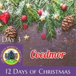 The Twelve Days of Christmas in Song – Day 3