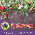 The Twelve Days of Christmas in Song – Day 5