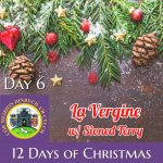 The Twelve Days of Christmas in Song – Day 6