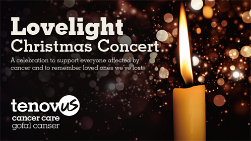 Tenovus Lovelight Christmas Concert