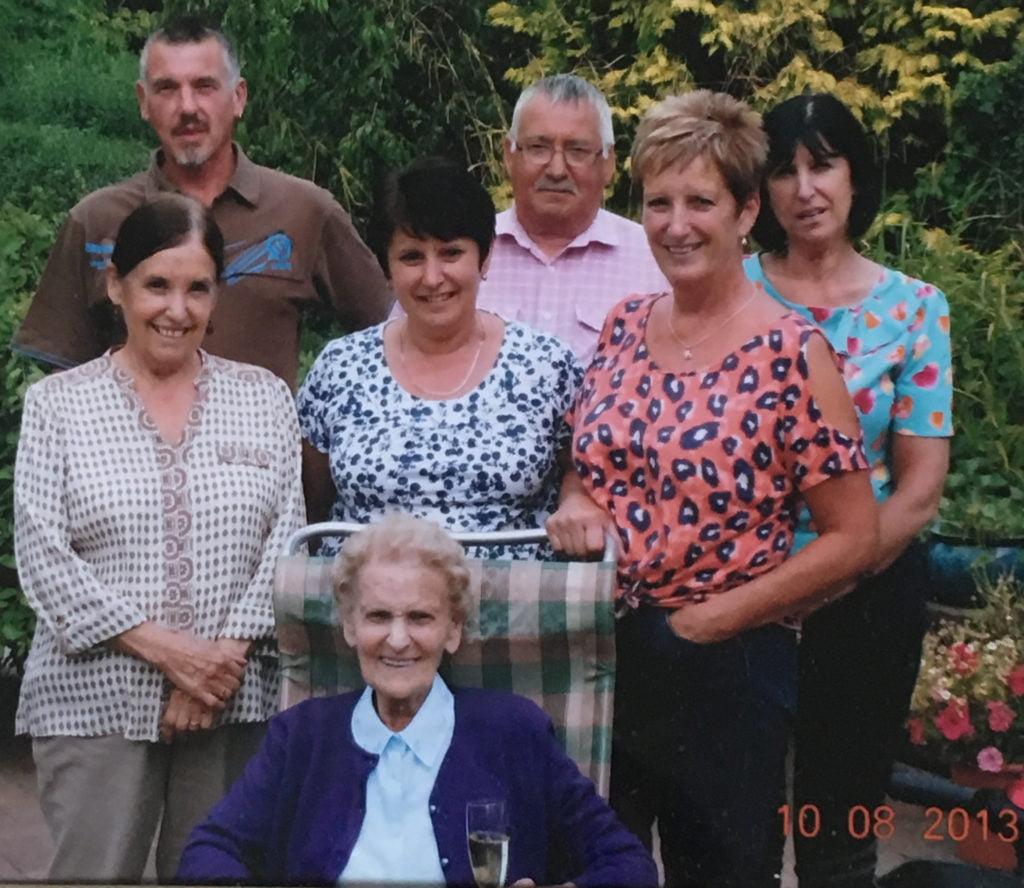 Dorothy Jones Celebrates 100th Birthday