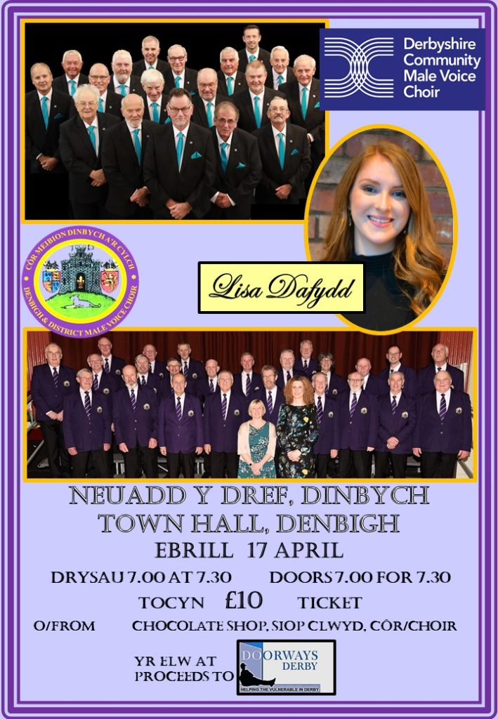 Choirs Unite at Denbigh